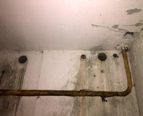Бурение стен под вентиляцию в Москве
